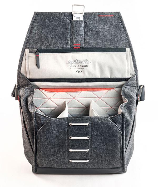 The Bag Man Reviews Peak Design Everyday Messenger Photo 13