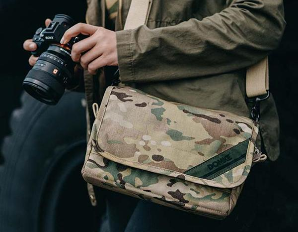 3 Photo Shoulder Bags From Domke That You Should Know About