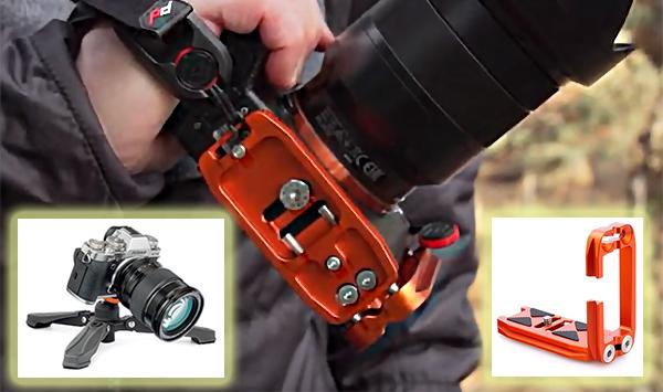 3 Legged Thing 'Ellie' Universal L-Bracket & 'DOCZ2' Monopod Base Review