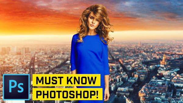 Photoshop Basics: 5 Easy Tips & Tricks for Faster Editing & Better Photographs (VIDEO)