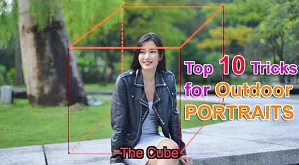 10 Pro Tricks for Better Outdoor Portrait Photos
