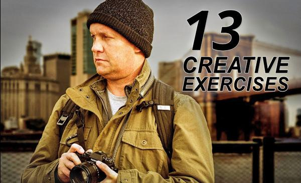 13 Creative Photo Exercises to Get You in Shape for the Coming Year (VIDEO)