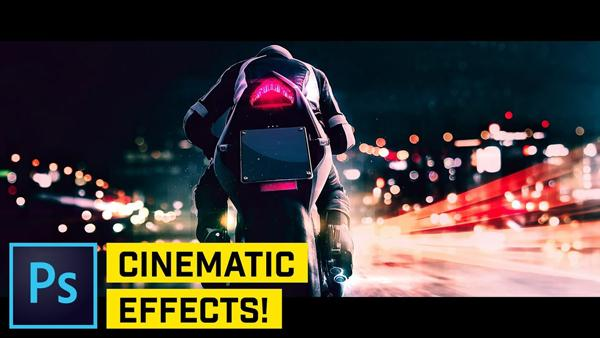 Give Your Photos A Dramatic Cinematic Effect With This Simple