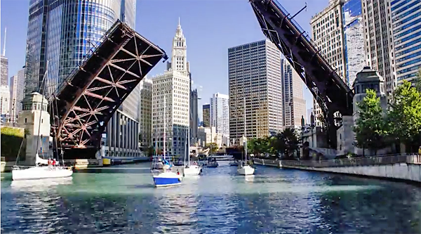 Photographer Spent 18 Months Shooting This Spectacular Chicago Time Lapse Video