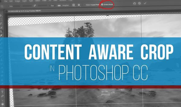 """The Best Way to Crop Images Is by Using Photoshop's """"Content-Aware"""" Option: Watch This Video"""