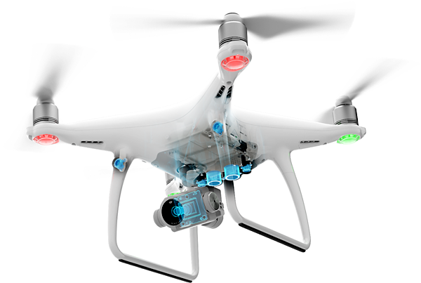 DJI Upgrades The Phantom 4 Drone With An Advanced Model Offering A More Powerful Camera Processor