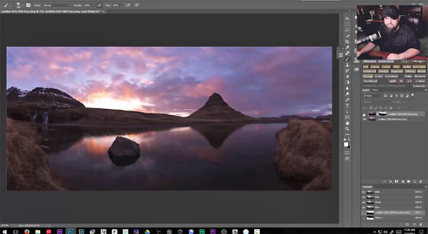 Here's How to Use Exposure Blending in Photoshop to Make Your Landscape Photographs Pop (VIDEO)
