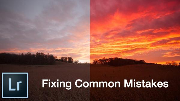 Here Are 7 Ways to Fix Common Photo Mistakes in Lightroom (VIDEO)