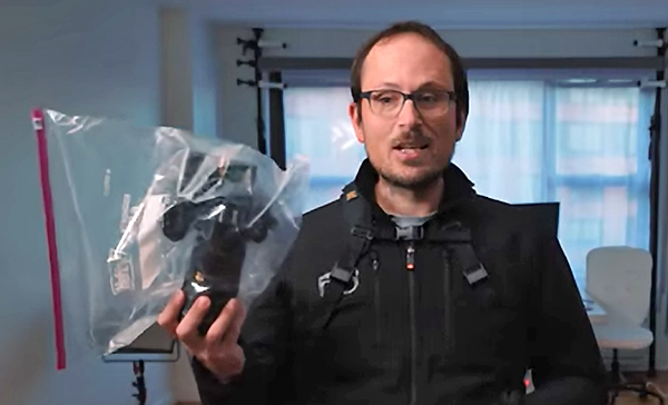 How to Stop Your Lenses from Fogging up (VIDEO)