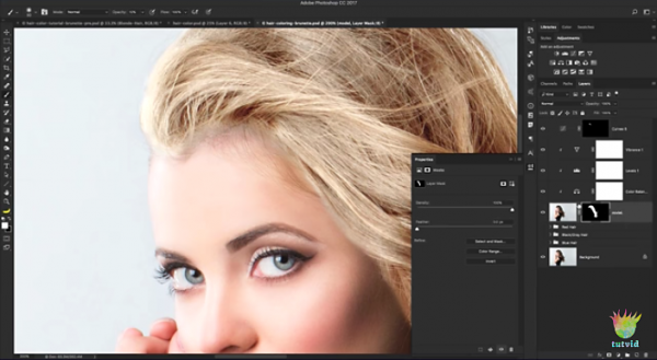 """Want to Photograph a Blonde but Your Model has Brown Hair? Just """"Fix"""" It in Photoshop (VIDEO)"""