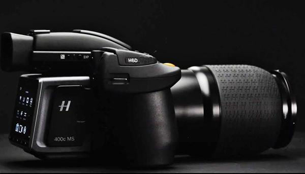 Mega Monster!: Hasselblad's New H6D-400c MS Medium Format Camera Can