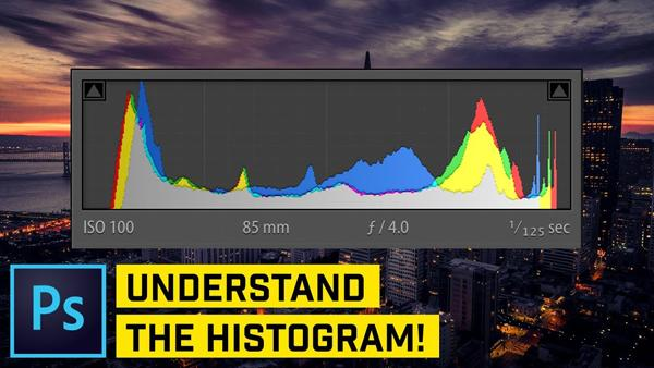 Photo Basics: Why the Histogram Is So Important and How to Use It for Better Photographs (VIDEO)