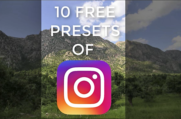 Free Download: 10 Lightroom Instagram Effects That Don't Degrade Image Quality (VIDEO)