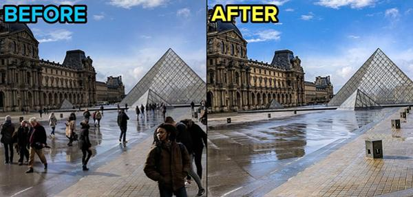 Vacation Photo Tips: Using Photoshop to Remove Tourists Who Clutter Up Your Shot (VIDEO)