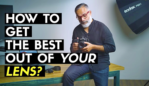 """Here's How to Find the """"Sweet Spot"""" of Any Lens for Optimum Sharpness, Depth & Color (VIDEO)"""
