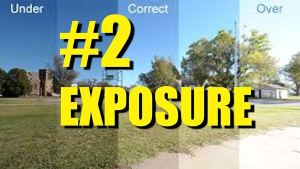 Photo Basics: Here's How Shutter Speed, Aperture, & ISO Interact to Create a Perfect Exposure (VIDEO)