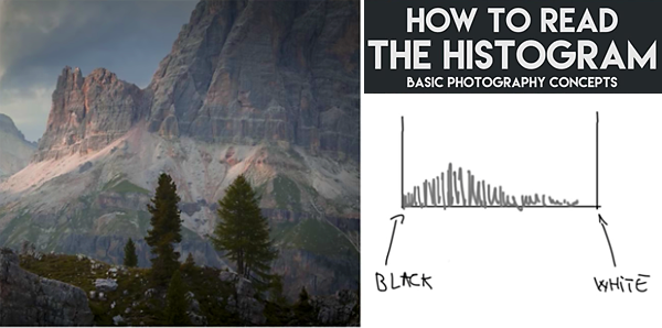 Photo Basics: Use Your Camera's Histogram to Get Perfectly Exposed Photos Every Time (VIDEO)