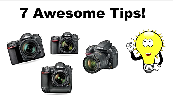 Customize Your Nikon DSLR with 7 Tips & Tricks from Nature Photographer Steve Perry (VIDEO)