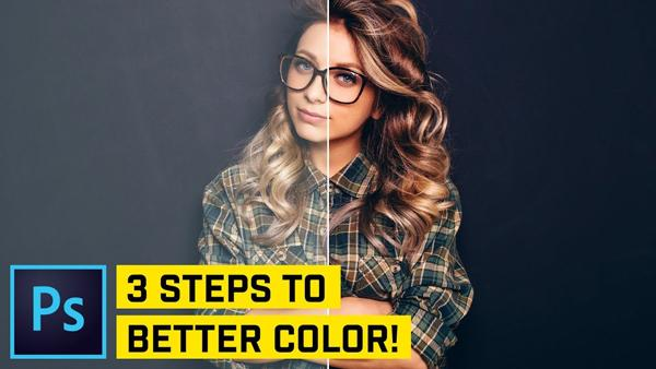Pump Up the Color of Drab Photos with These 3 Easy Photoshop Techniques (VIDEO)