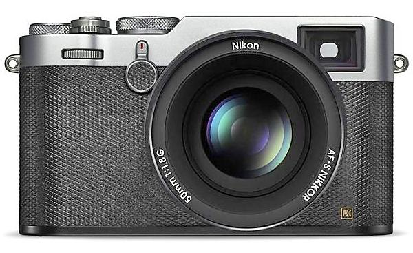 Nikon\'s Next Mirrorless Camera Will Have a Full-Frame Sensor ...