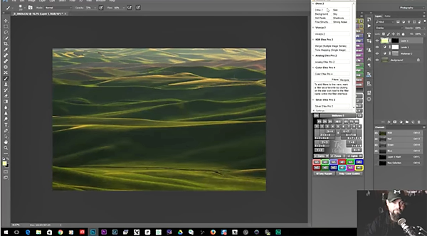 "Use Photoshop to Give Your Landscape Images the Glowing ""Orton Effect"" with This Video Tutorial"