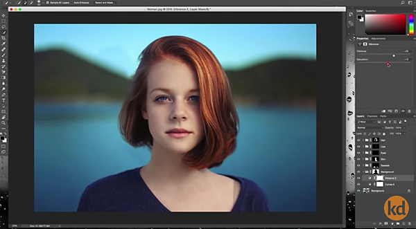 "Watch How Photoshop Can Transform a Dull Photo into a Vibrant Image That ""Pops"" (VIDEO)"