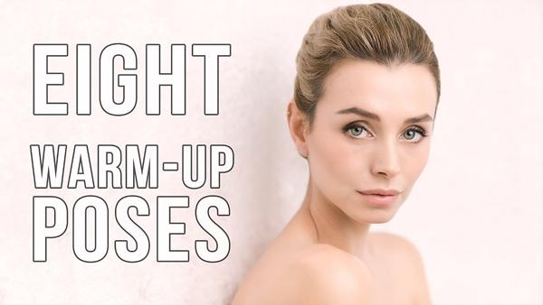 8 Pretty Poses for Shooting Simple Portrait Photos with Just 1 Flash (VIDEO)