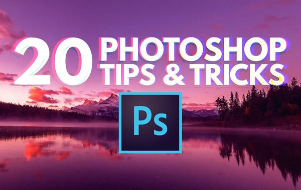 20 Powerful NEW Photoshop & Lightroom Tips, Tricks & Hacks from Expert Nathaniel Dodson (VIDEO)