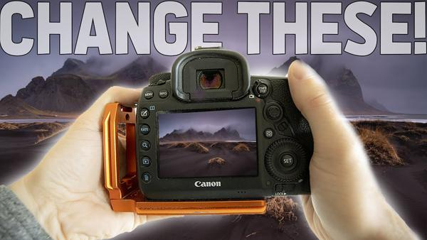 6 Camera Settings You May Need to Change (VIDEO)