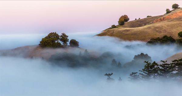 Fog-Chasing Photographer Spent 18 Months Making This Enchanting 4K Time Lapse of Mt. Tamalpais