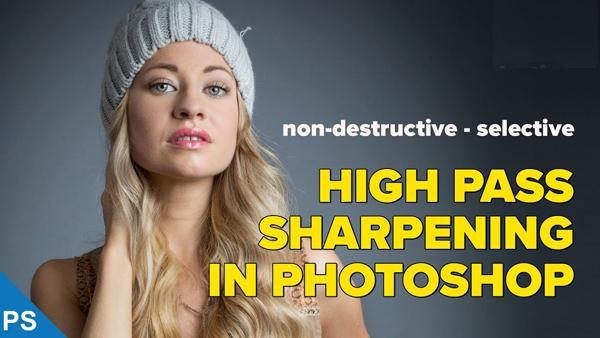 "Here's How to Get Razor Sharp Images with the Help of a ""Secret"" Tool in Photoshop (VIDEO)"