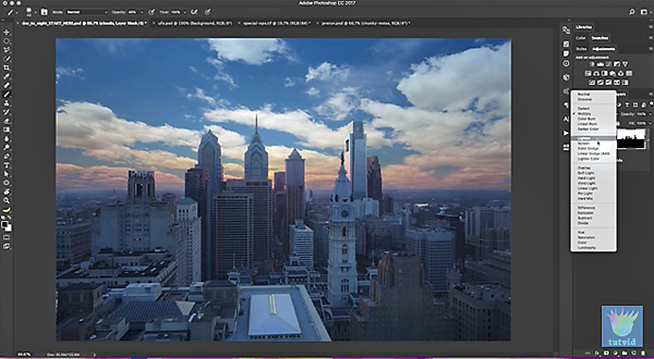 Here's How to Improve Your Cityscapes by Using Photoshop to Replace a Boring Sky (VIDEO)