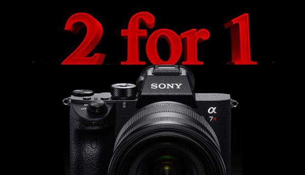 Best Deal Ever? Customers Receive TWO Sony A7R III Cameras