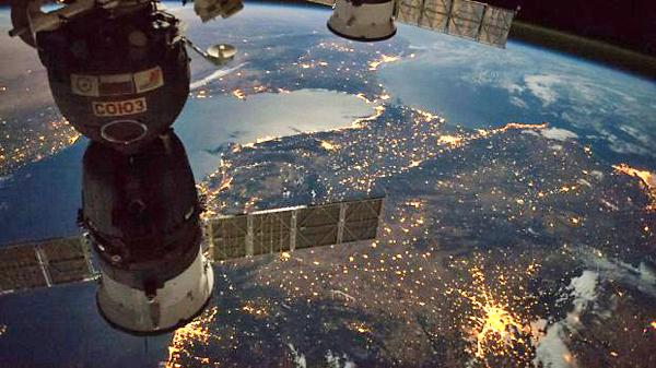 Feast Your Eyes on These Stunning Images of Earth Just Captured by the International Space Station