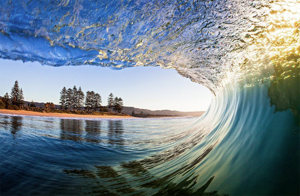 Former Surfer Creates Extraordinary Photographs of the World's Ever-Changing Oceans