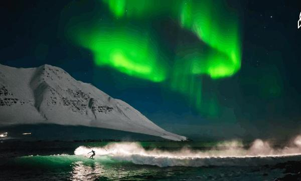 Here's the Backstory on Chris Burkard's Once-in-a-Lifetime Shot of a Surfer in Iceland (VIDEO)