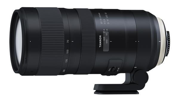 Tamron Unveils a Fast and Powerful SP 70-200mm F/2.8 Di VC USD G2 Telephoto Zoom Lens