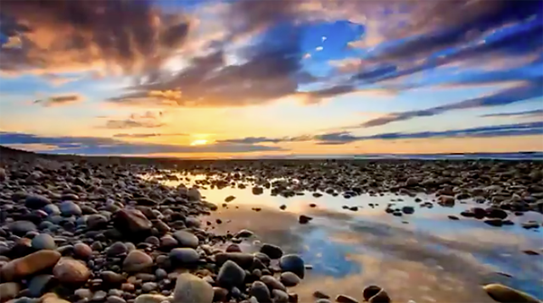 Here's a Spectacular Time-Lapse Video Made by a Supermarket Delivery Driver in Scotland