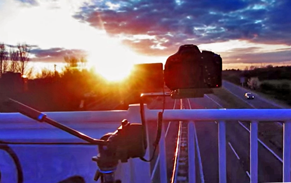 Here's How You Can Create Dramatic Time-Lapse Videos Without a Lot of Fancy Equipment (VIDEO)