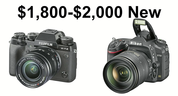 Here Are the Best Options for Your Next Camera Purchase from $200 to $10,000 (VIDEO)