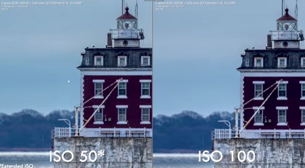 Forget About Using Your Camera's Base ISO Setting: ISO 50 Is Your Best Bet When Shooting Raw (VIDEO)