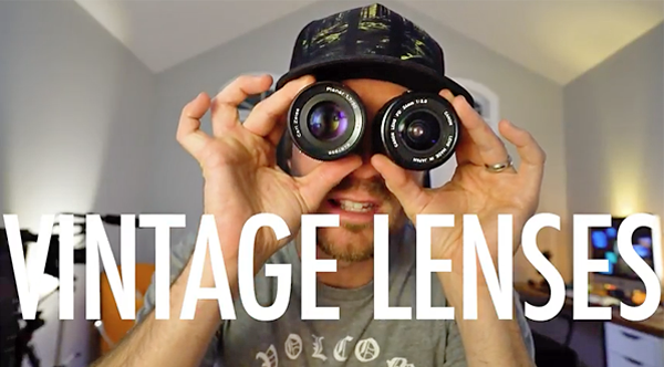 Save Big Bucks & Capture Awesome Photos by Using Vintage Lenses on Your Modern DSLR (VIDEO)