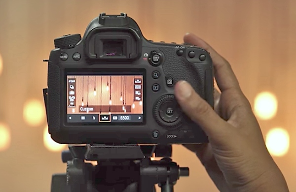 One-Minute Tip: Visually Set Optimum White Balance with Your Camera's Live View Mode (VIDEO)