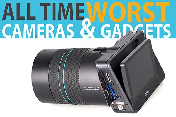 Do You Own Any of the WORST Cameras & Photo Gadgets of All Time? Watch This Video & Find Out
