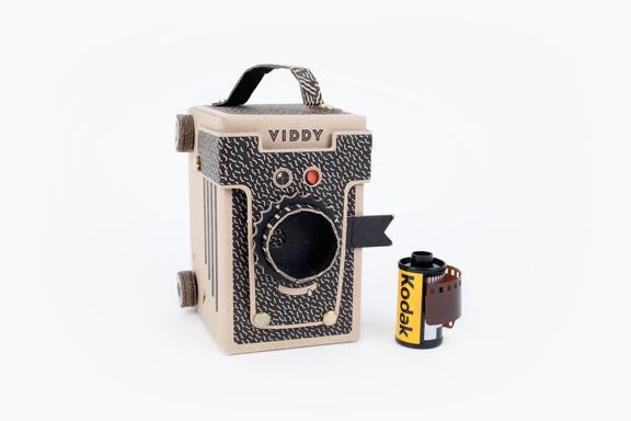 Photo Gadgets Goodies Viddy DIY Pinhole Camera Kit