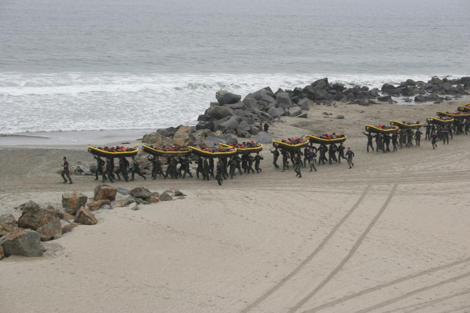 The Navy Seals Stand For Action Adventure And Energy Training On Beach In Coronado Ca Canon 5d F11 1 250th Ef 17 40 4 Lens