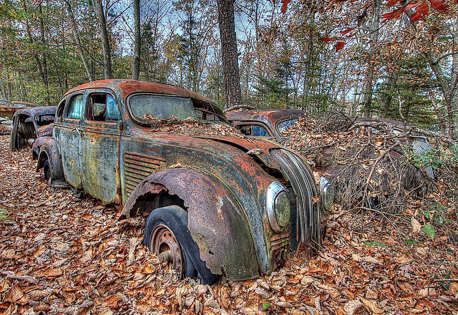 Junkyard Find | Shutterbug