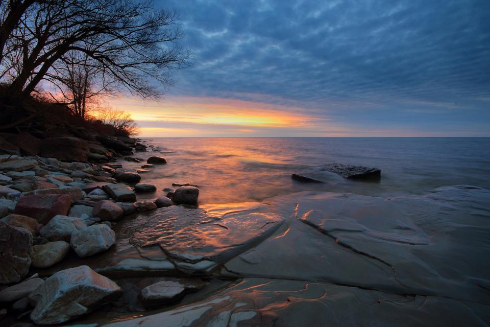 Lake Ontario After Sunset Shutterbug