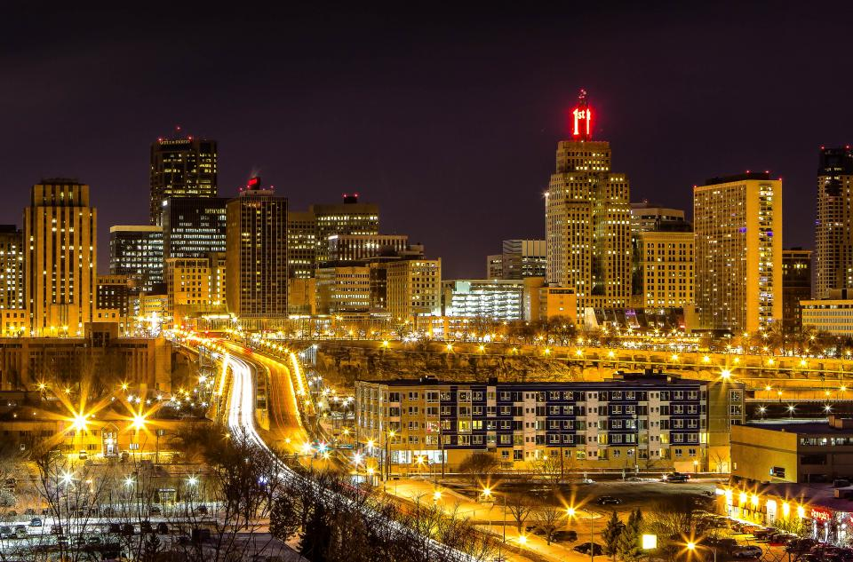 Amazing Capital City Lights Shutterbug Ideas