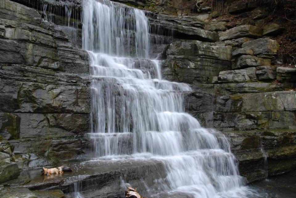 Cascading Waterfall 02 Shutterbug